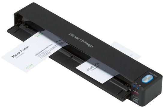 Fujitsu SCANSNAP IX100 Mobile Dokumentenscanner Win/Mac, USB