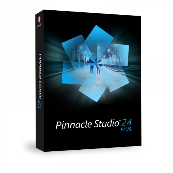 PINNACLE STUDIO 24 (2021) PLUS, Windows10, Deutsch, BOX