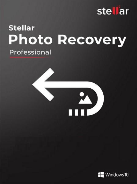 Stellar Photo Recovery 11 Professional - 1 Jahr, Windows, Download