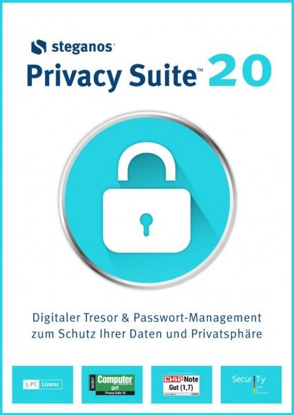 Steganos Privacy Suite 20 #Key (ESD)