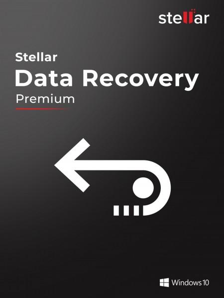 Stellar Data Recovery 10 Premium - 1 Jahr, Windows, Download