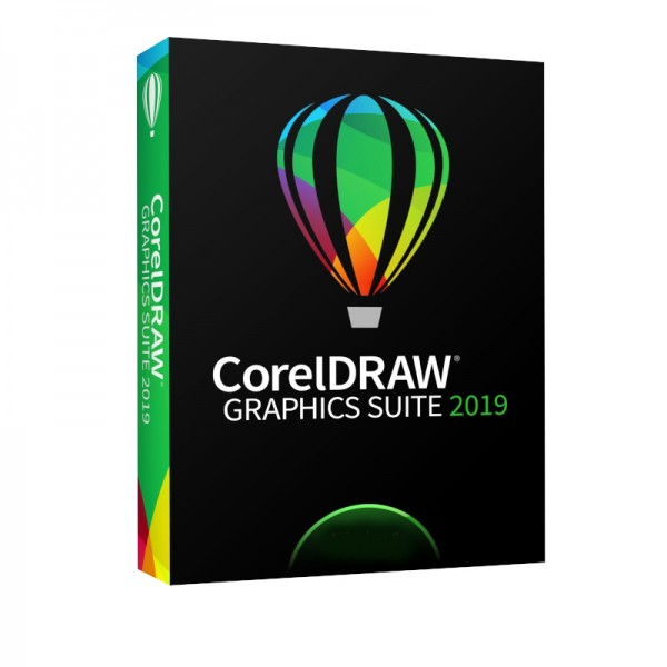 CorelDRAW Graphics Suite 2019 Vollversion BOX, für MAC