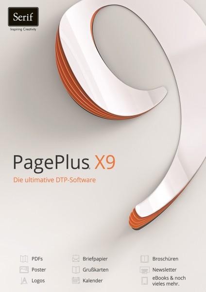 Serif PagePlus X9 #Key (ESD)