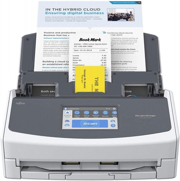 Fujitsu ScanSnap iX1600 Dokumentenscanner A4, Duplex, USB 3.2 mit ADF