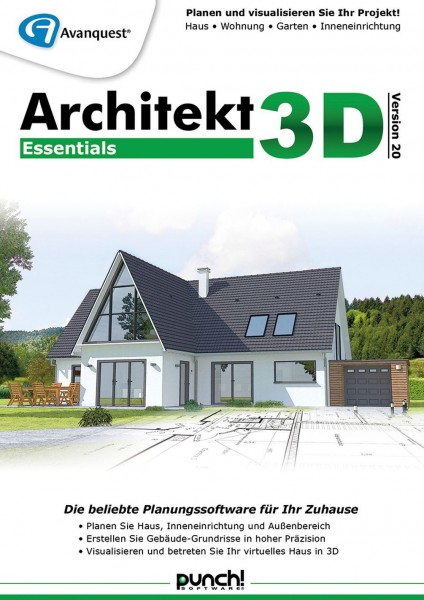 Architekt 3D 20 Essentials #DOWNLOAD