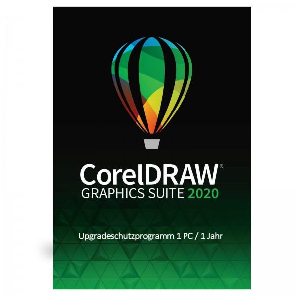 CorelDRAW Graphics Suite Upgradeschutz (UPP) 1-Jahr/1-PC erstes Jahr, WINDOWS