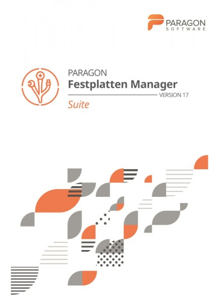 Paragon Festplatten Manager 17 Suite #DOWNLOAD