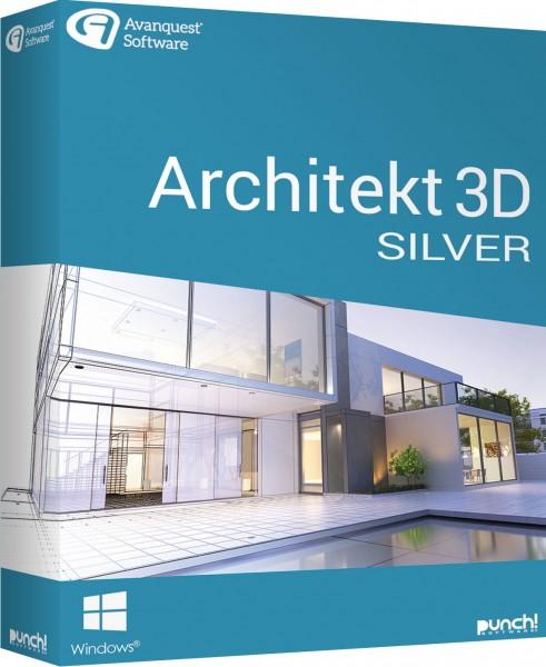 Architekt 3D 21 Silver, Windows, Download