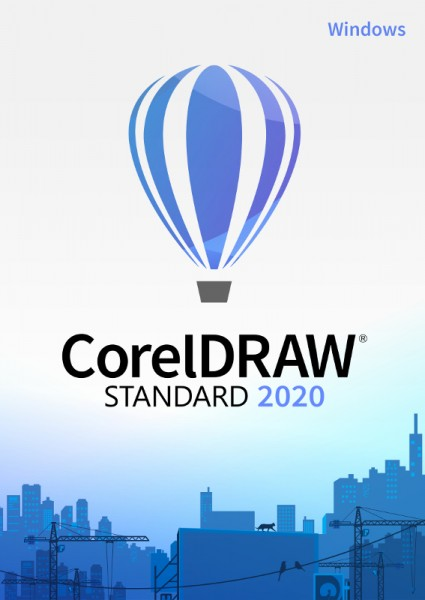 COREL CorelDRAW Standard 2020, Windows10, Download