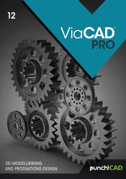 ViaCAD 12 3D Professional, Windows 64-Bit, Download