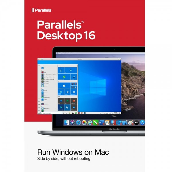 Parallels Desktop 16 Standard für MAC *Dauerlizenz* Download