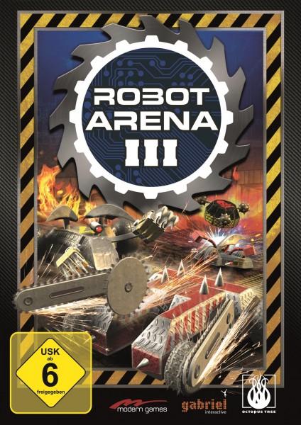 Robot Arena III [Steam Code]