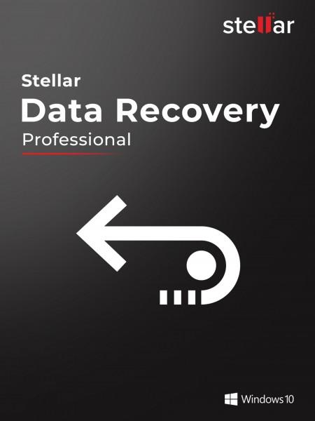 Stellar Data Recovery 10 Professional, Windows, Download -unbegrenzte Laufzeit-