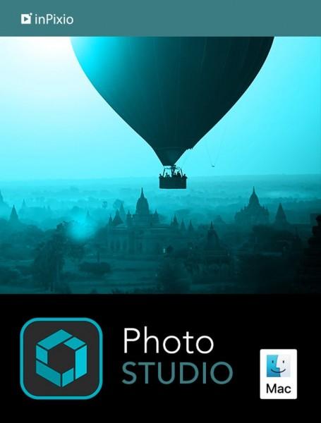 inPixio Photo Studio 10 Mac, 1 Jahr, Download