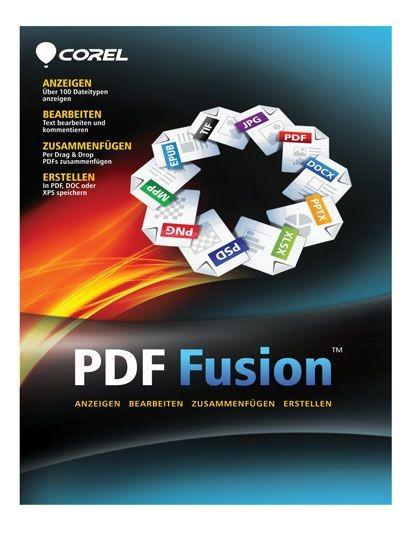 Corel PDF Fusion, KEY