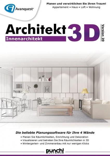 Architekt 3D 20 Innenarchitekt #DOWNLOAD