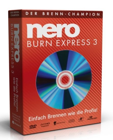 Nero BurnExpress 3 #BOX