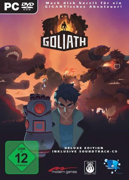 Goliath Deluxe Edition [Steam Code]