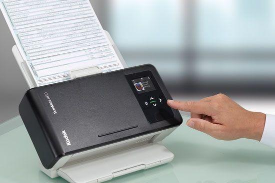 Kodak ScanMate i1150 Dokumentenscanner USB