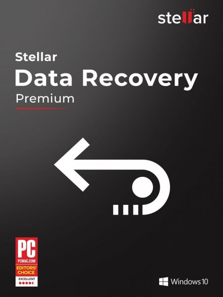 Stellar Data Recovery 9 Premium - 1 Jahr