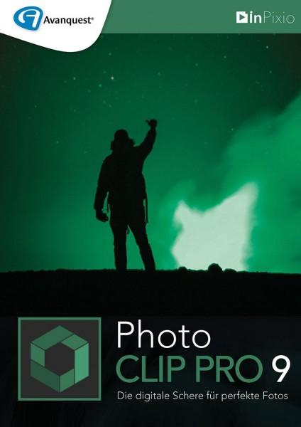 inPixio Photo Clip 9 Professional, Windows, DOWNLOAD