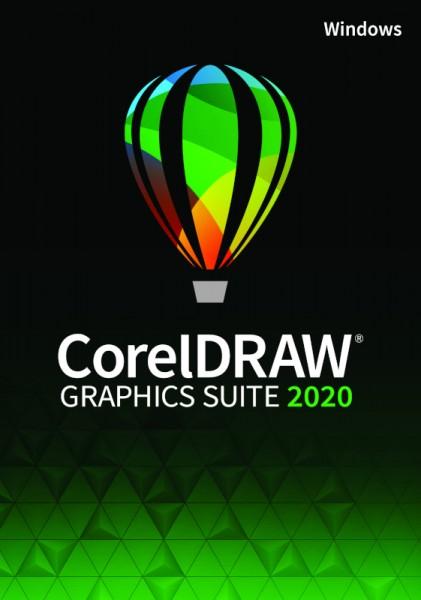 EDUCATION CorelDRAW GraphicsSuite 2020, Windows, Schulversion/Academic,Download