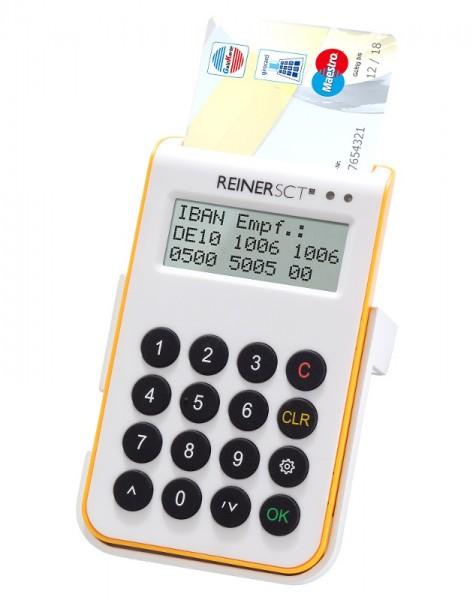ReinerSCT cyberJack ONE mit Standfuss, Bluetooth und USB