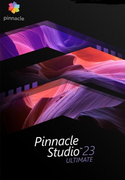 PINNACLE STUDIO 23 (2020) ULTIMATE Deutsch, Download