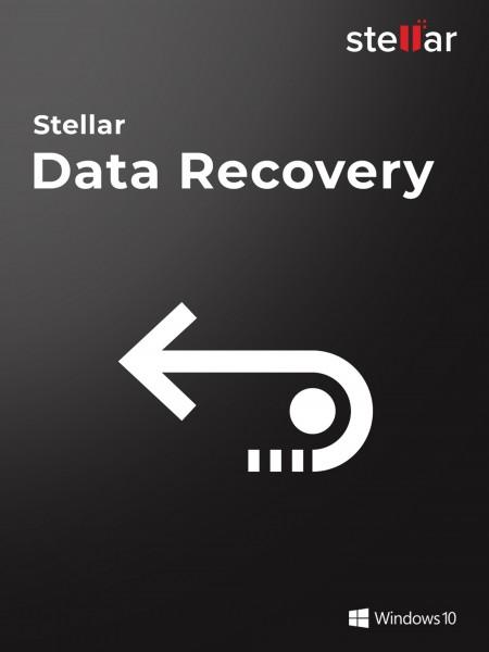 Stellar Data Recovery 10 Standard - 1 Jahr, Windows, Download