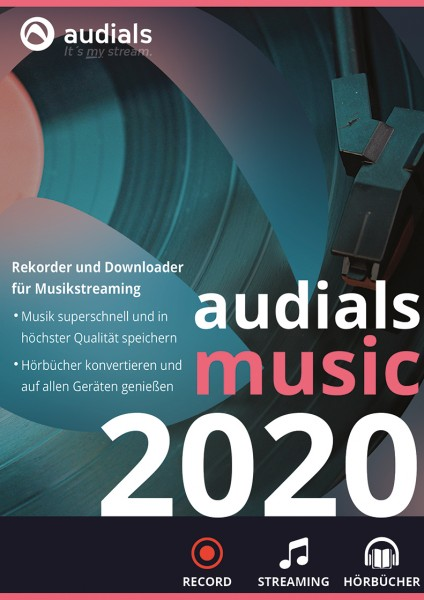 Audials Music 2020 #DOWNLOAD
