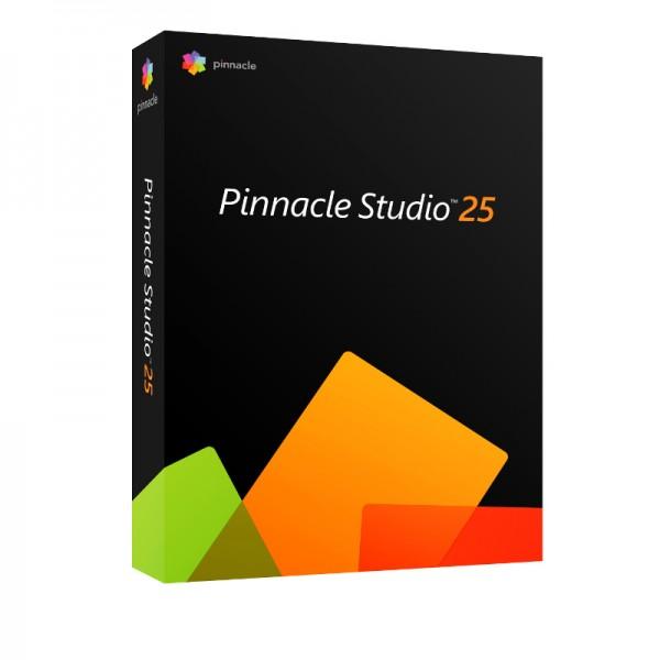PINNACLE STUDIO 25 (2022) Standard, Windows10 64-Bit, Deutsch, BOX