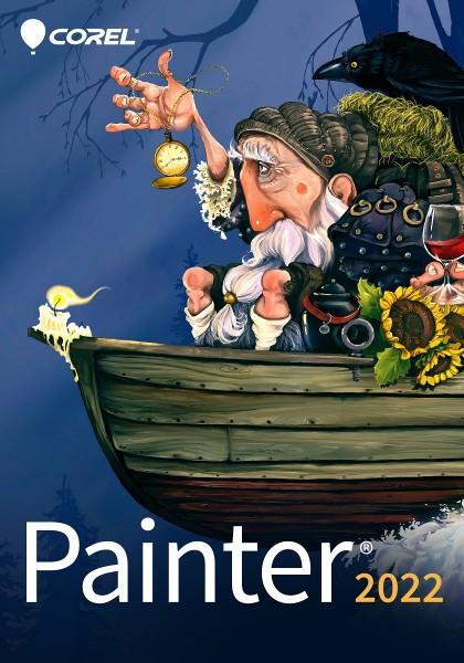 COREL Painter 2022 *Upgrade* Windows/Mac Deutsch, Download