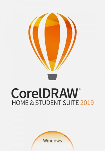 Corel DRAW Home & Student Suite 2019, Download