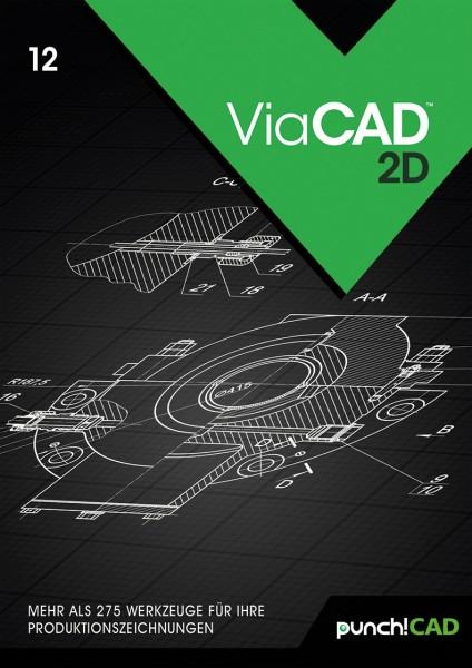 ViaCAD 12 2D, Windows 64-Bit, Download