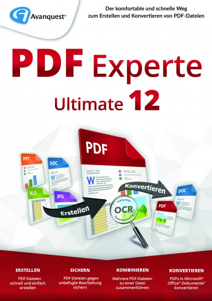 PDF Experte 12 Ultimate #Key (ESD)