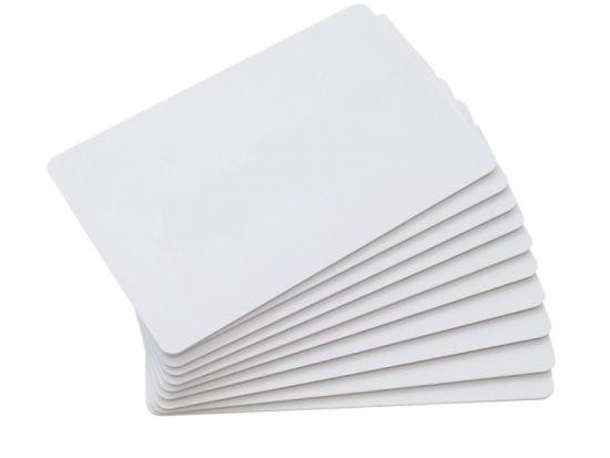 SCM CHIPDRIVE Timerecording Touch&Go RFID Mitarbeiterkarten (5er-Pack) blanko