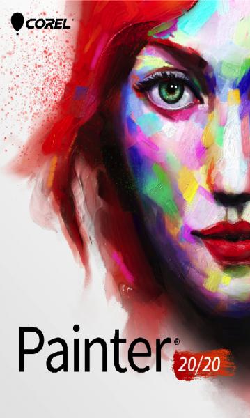 COREL Painter 2020 Upgrade Windows/Mac Deutsch, Download