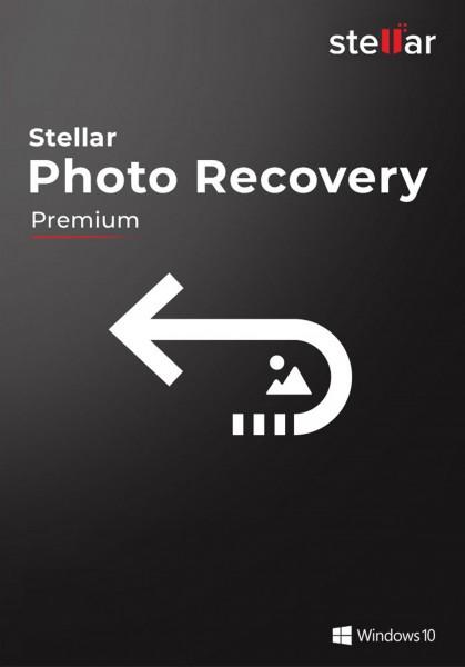 Stellar Photo Recovery 11 Premium - 1 Jahr, Windows, Download