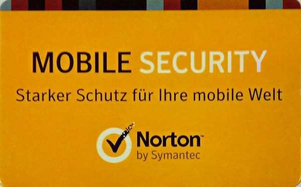 Norton Mobile (Internet) Security Android + IOS, 1 Gerät, KEY