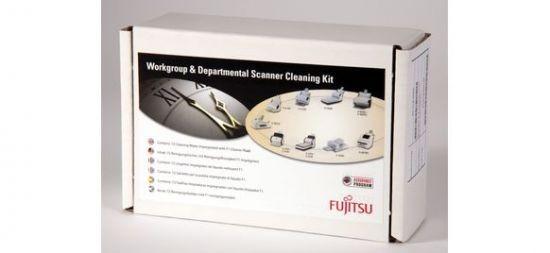 Fujitsu Scanner-Reinigungskit für alle Scanner der fi-Serie CON-CLE-W72