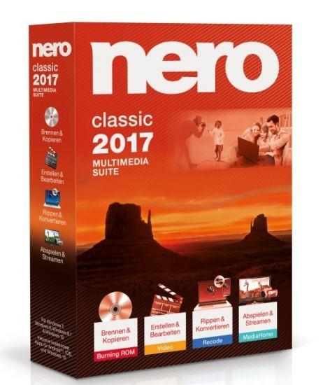 Nero 2017 Classic #BOX