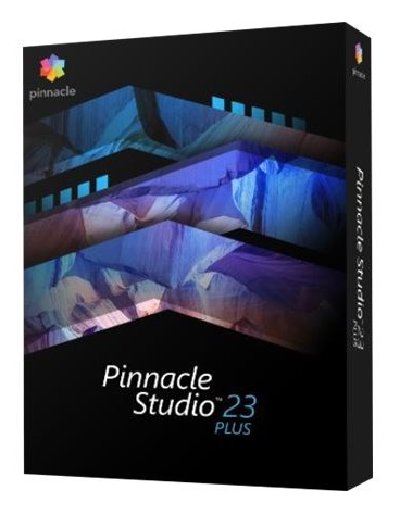 PINNACLE STUDIO 23 (2020) PLUS, Deutsch, BOX