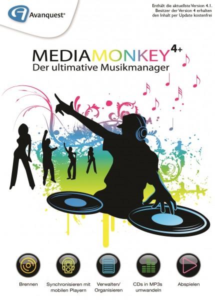 MediaMonkey 4+ #Key (ESD)