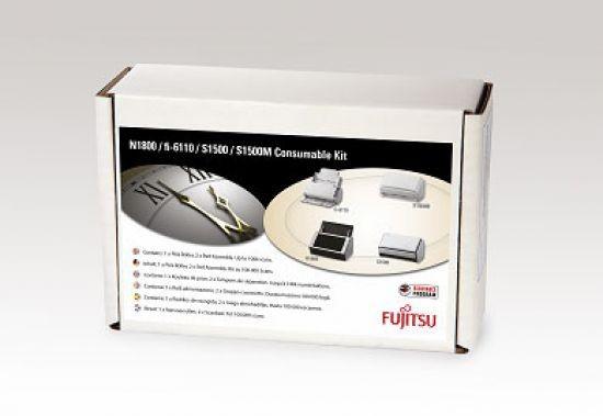 Fujitsu Verbrauchsmaterialien-Kit für S500, S500M, s510, s510M, fi-5110
