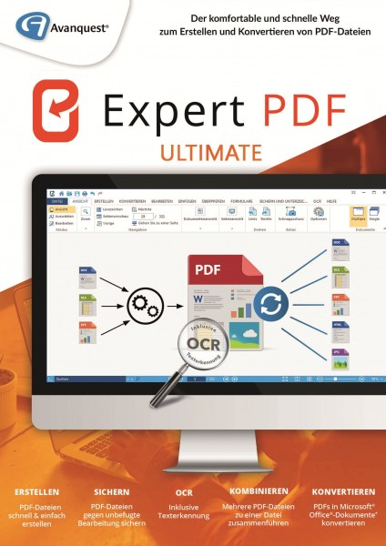 Expert PDF 14 Ultimate #PKC (Karte mit Key und Download-Link)