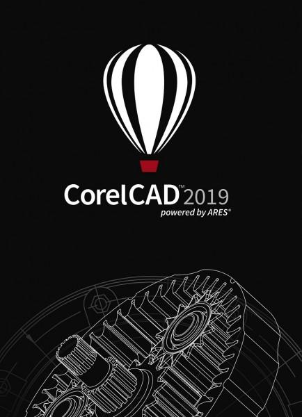EDU CorelCAD 2019 Education Win/Mac nur für Schüler/Student/Lehrer, Download