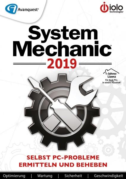 System Mechanic 2019 #Key (ESD)