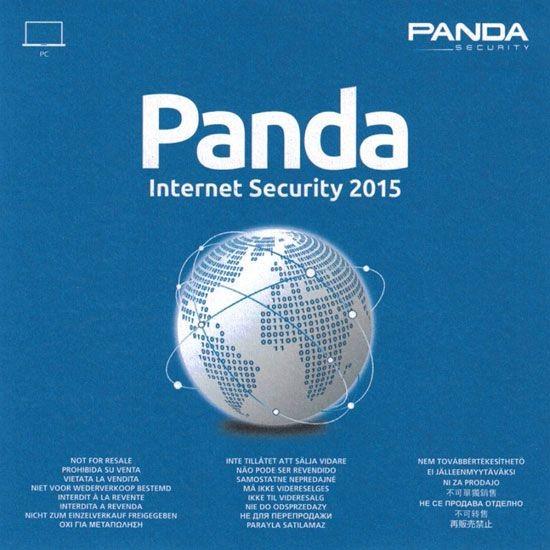 Panda Internet Security 2015 OEM, 1 User, 1 Jahr, KEY
