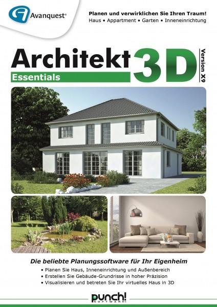 Architekt 3D X9 Essentials #Key (ESD)