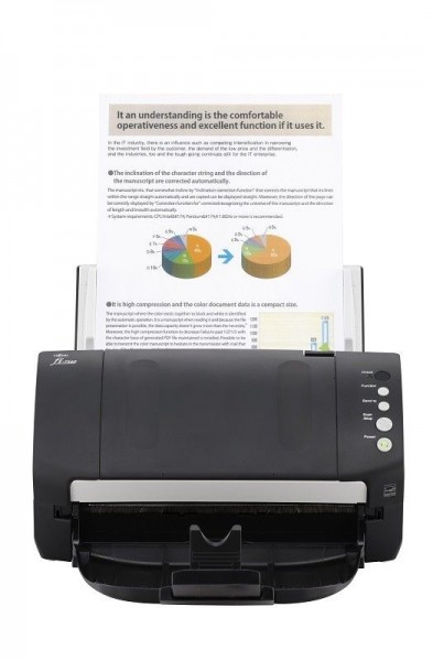 Fujitsu fi-7140 Arbeitsgruppen-Dokumentenscanner, USB